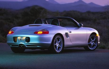 Porsche Boxter S 2004